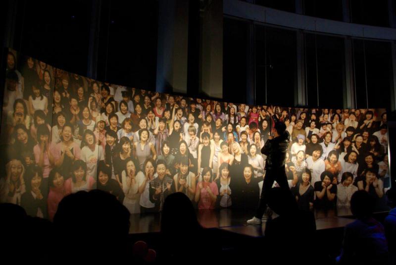 STARInstallation view : ROPPONGI ART NIGHT 2010