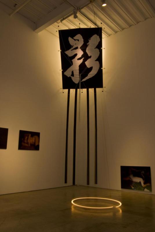"""KAGE""Installation view : Mizuma Art Gallery, Tokyo"