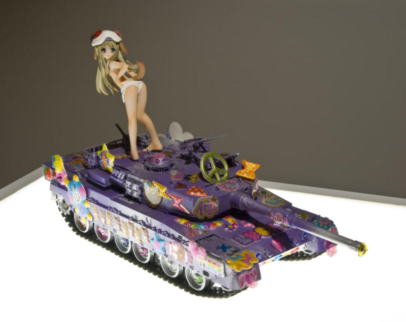 FRIENDSHIP / Type - 90(『キュウマルくん』陸上自衛隊主要戦車90式ペイントデザイン一般公募落選)