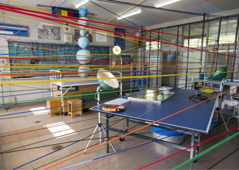 「昭和40年会の男木學校」/肉体塾〜移動に注意を要する教室松蔭浩之